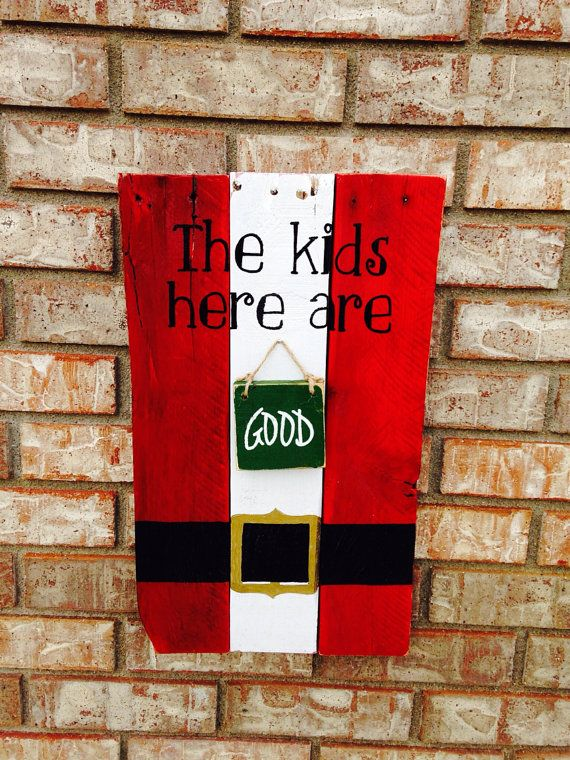 25 Best Ideas About Christmas Pallet Signs On Pinterest