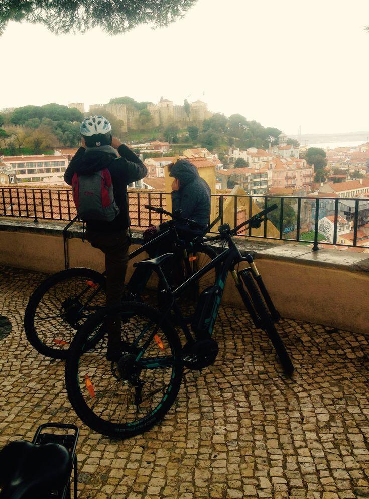 Lisbon Viewpoint.
