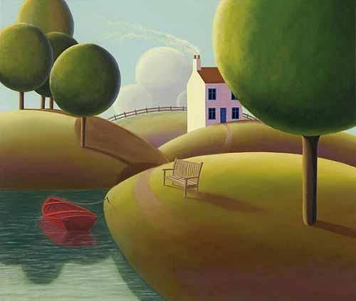 The place we love 2006 the paul corfield collection art castle galleries