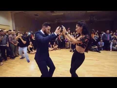 Самый красивый танец Бачата!!! - YouTube