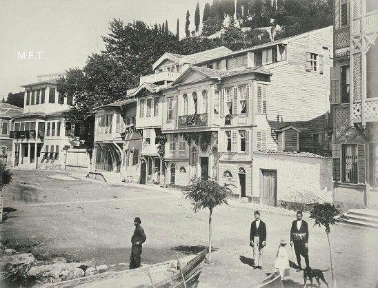 Büyükdere / Istanbul - 1800ler...