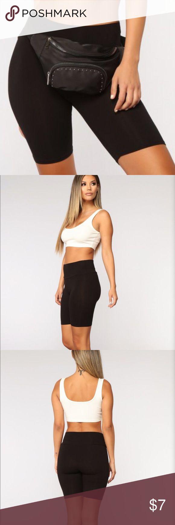 Fashion Nova Biker Shorts This is called the Brooke Biker Shorts from Fashion No…   – My Posh Closet