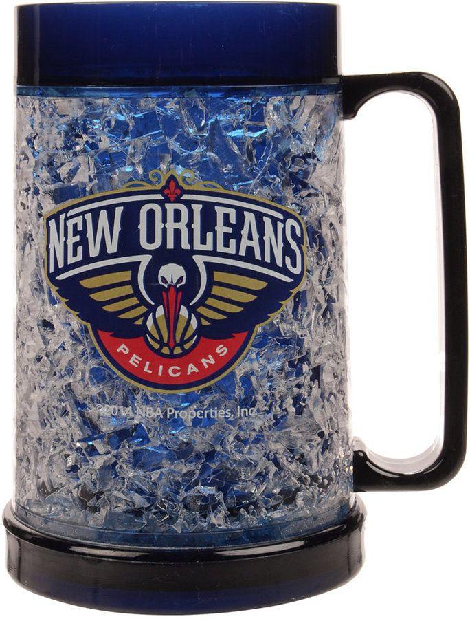Memory Company New Orleans Pelicans 16 oz. Freezer Mug