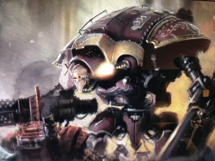 Imperial Knights: A First Look at the New Codex - Faeit 212: Warhammer 40k News and Rumors