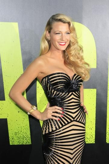 This is the total-body workout Blake Lively did to prepare for her role in Green Lantern.