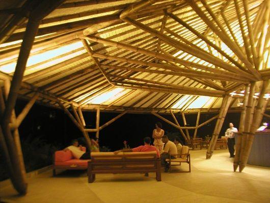 medio ambiente  Simón Vélez: Arquitectura Sostenible con bambú