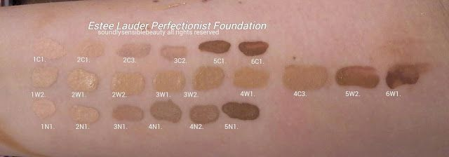 Estee Lauder Perfectionist Youth Infusing Foundation SPF 25