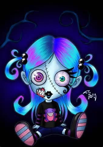 Cartoon zombie inspiration