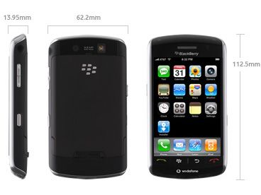 Unofficial BlackBerry Storm update available | The BlackBerry Storm has had a difficult birth, dogged by negative PR from luminaries such as Stephen Fry and numerous tiny but frustrating and niggly faults. Buying advice from the leading technology site