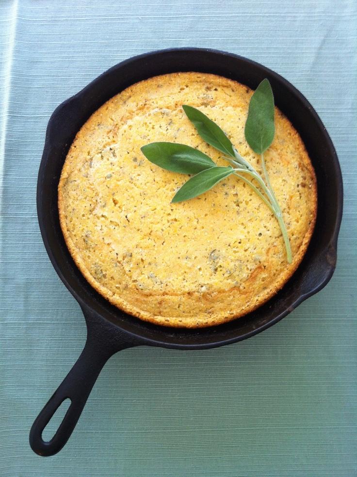... fb http www marthastewart com 940511 sage and honey skillet cornbread