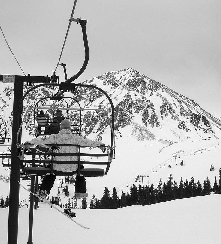Breckenridge, Colorado. Some of the BEST skiing ever!