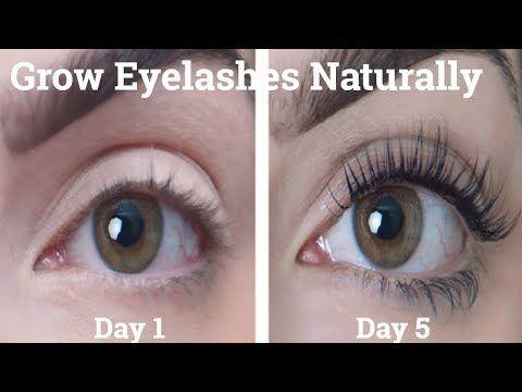 29904972383 YouTube Coconut Oil Eyelashes, Castor Oil For Eyelashes, Castor Oil  Eyelashes Before And After