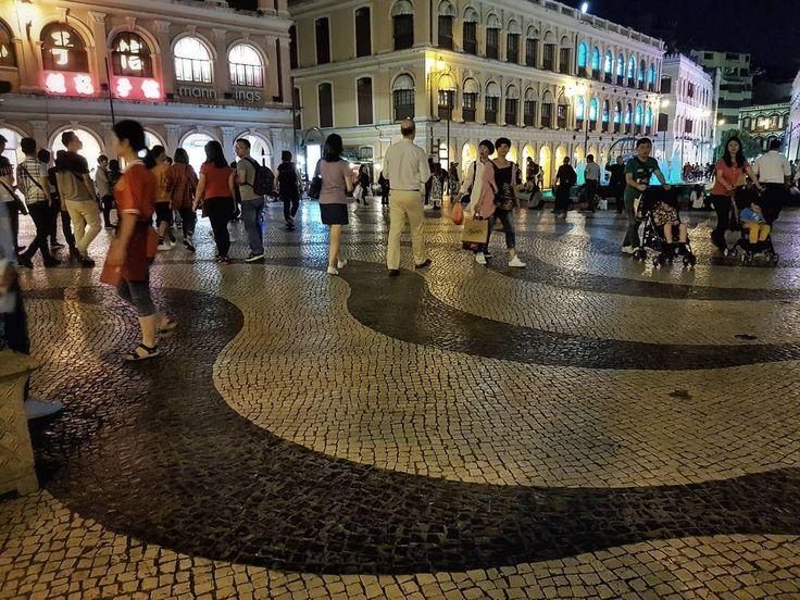 Looks like Lisbon... But is Macau  #macau #portugal #asia #travelling #trip #chef #chefsofinstagram #cheflife #lisboa #lisbon