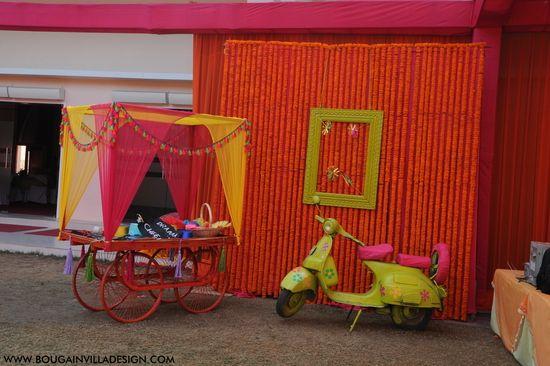 Bougainvilla Design Price amp Reviews Stage Decorations