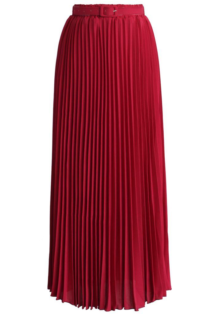 best 25 pleated chiffon maxi skirt ideas on