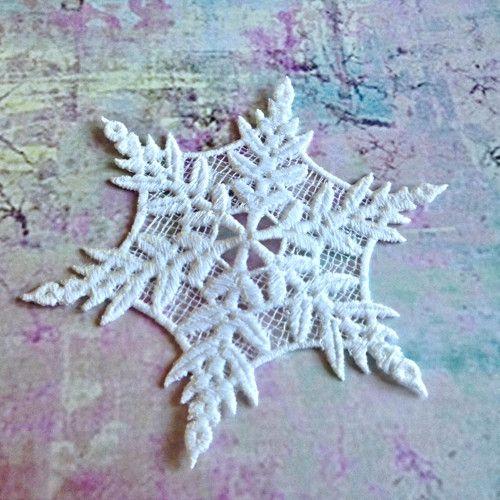 Snowflake No.1 - sněhová vločka...