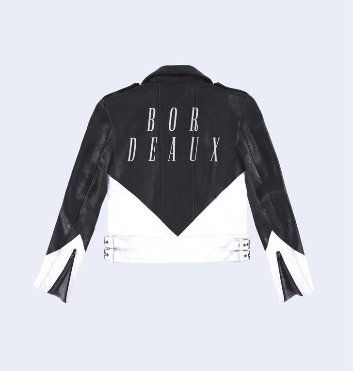 Pin for Later: Where to Get the Customized Clothes You're Seeing On Instagram For a Customized Leather Jacket
