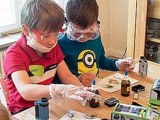 Hauptsache Geo | Hamburg Kindergeburtstage, Kinderkurse, Geologie, Natur, Umwelt, Jugend forscht
