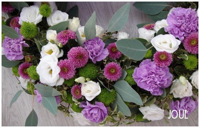 smuteční květiny #9