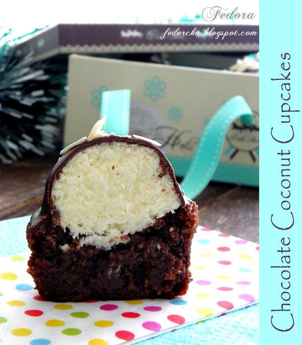 Ossigeno: Шоколадово-кокосови къпкейкове