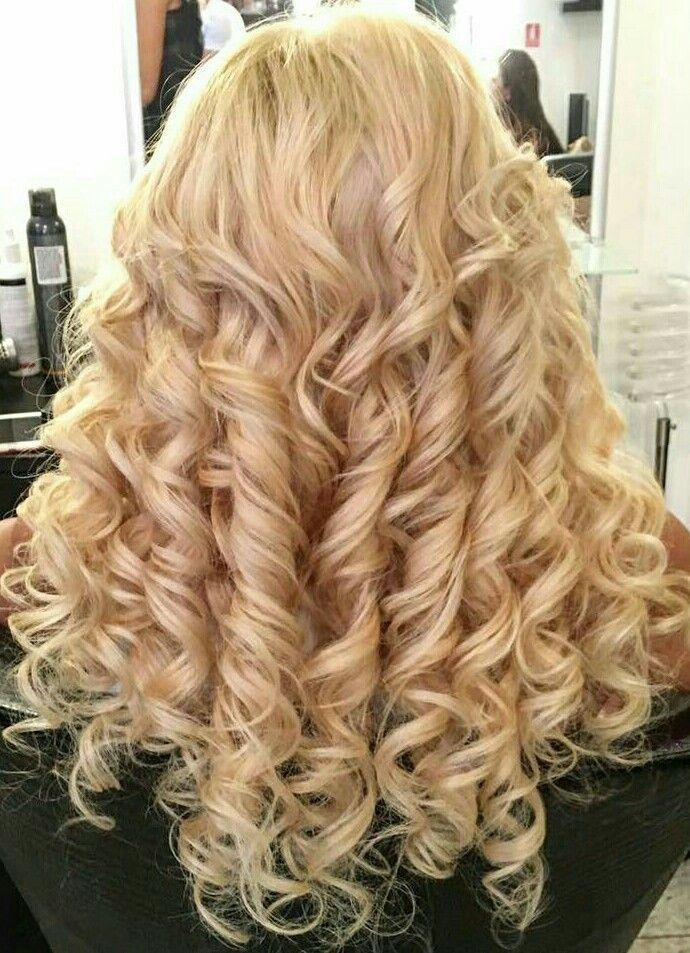 Pin by bill slick on curls | Gorgeous hair, Medium curly hair styles, Permed hairstyles