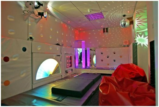 Sensory Room.