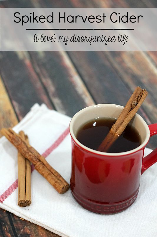 Spiked cider is a delightfully warming drink. Perfect for chilly ...