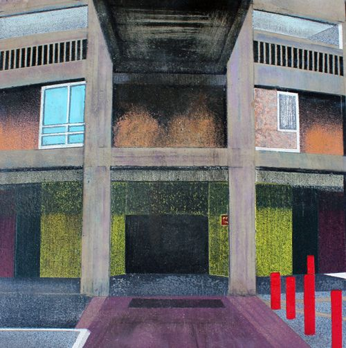 Demolition Pending by Mandy Payne