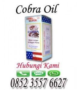 Cobra oil super usa adalah obat untuk memperbesar dan memperpanjang alat vital penis no. 1 di negara amerika, Tag: minyak pembesar penis,cobra oil super usa,minyak kuat tahan lama,cara memperbesar kelamin, cobra oil, minyak pembesar, pembesar vital pria,penis besar dan kuat,ereksi keras  Spesifikasi :  Asal Negara : Afrika  Isi kemasan : Kardus, Isi 60 Ml  HARGA PROMOSI: Rp. 180.000; (BELI 2 GRATIS 1)