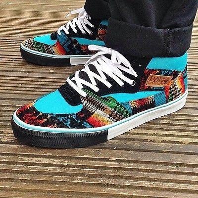Vans Wool Shoes