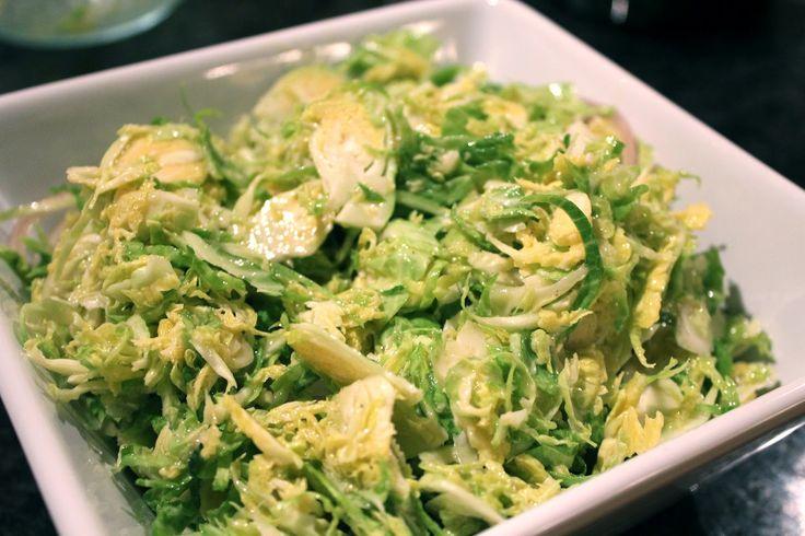 Brüksel lahanası salatası - Lezzetli Yemek Tarifleri – Yemek Gezisi