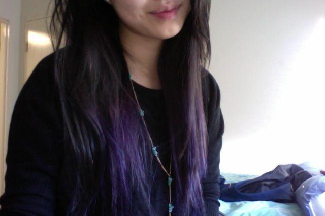 1000 ideas about purple dip dye on pinterest dip dyed