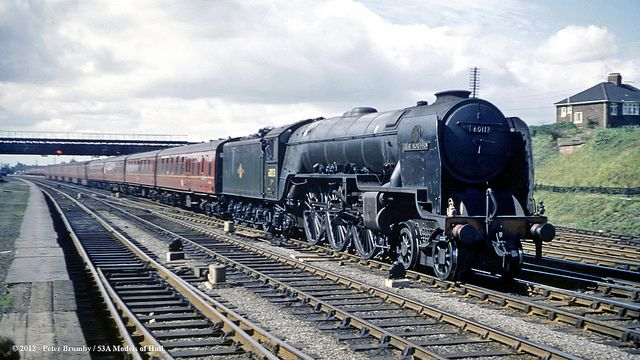c.08/1962 - York. | Best viewed 'Original' size. If any loco… | Flickr