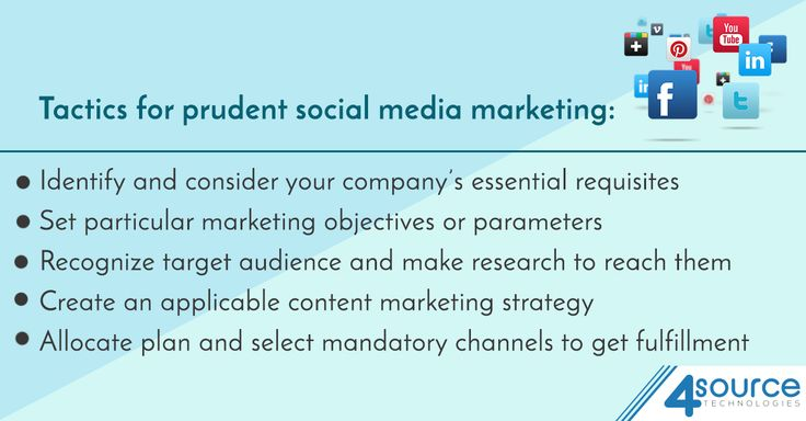 Do you know what to include for getting in touch with the social media marketing strategy? Here are the compulsory tips.