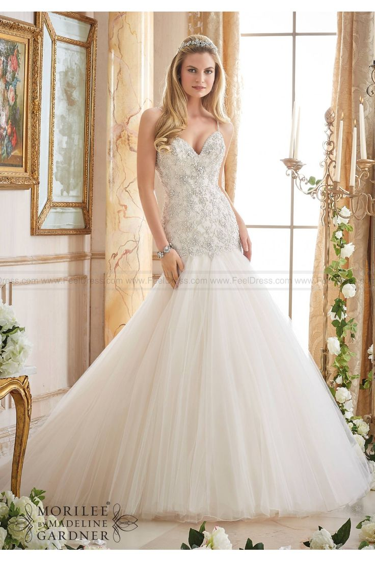 Mori Lee Wedding Dresses Style 2874 on sale at reasonable prices, buy cheap Mori Lee Wedding Dresses Style 2874 at www.feeldress.com now!