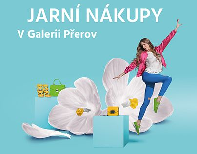 """Check out new work on my @Behance portfolio: """"Galerie Přerov - spring shopping / Shopping Mall"""" http://be.net/gallery/50889165/Galerie-Prerov-spring-shopping-Shopping-Mall"""