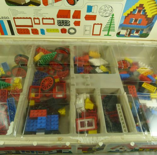 My best Lego memories are building with my grandma in school holidays when my parents were working. Grandma could build anything. From a time when you had to design what to build with your legos.