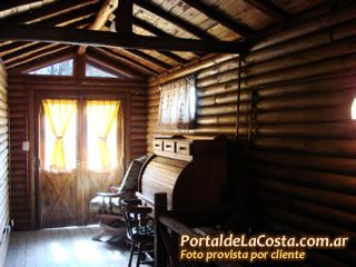 Cabañas de troncos - Costa del Este - Alquiler