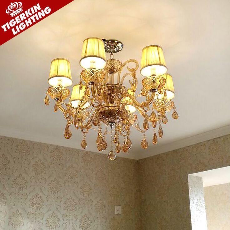 Хрустальная люстра лампа Моды Номер люстра современные crystal light свеча для дома освещение спальни гостиной свет кристалл купить на AliExpress