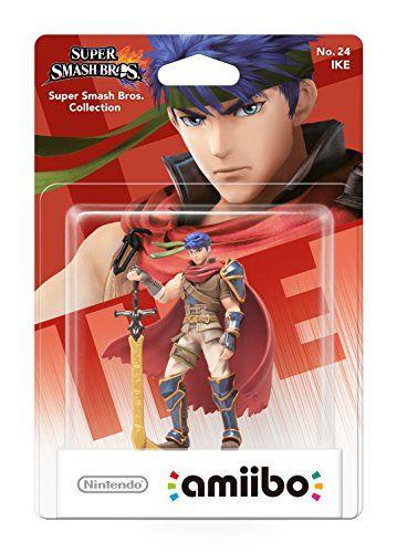 Nintendo amiibo Super Smash Bros. - Ike (Nintendo Wii U/3DS)