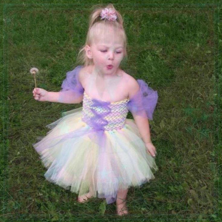 Princess inspired tutu dresses!