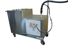 Pour X-Press 4500: Complete Candle Making Machine on Wheels