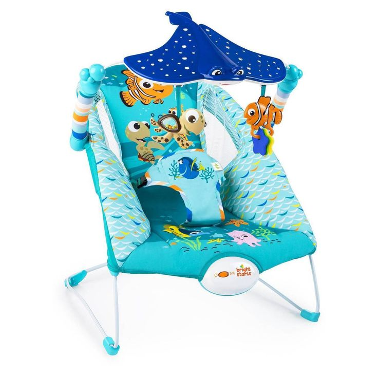 Disney Baby Finding Nemo Bouncer Baby disney, Baby