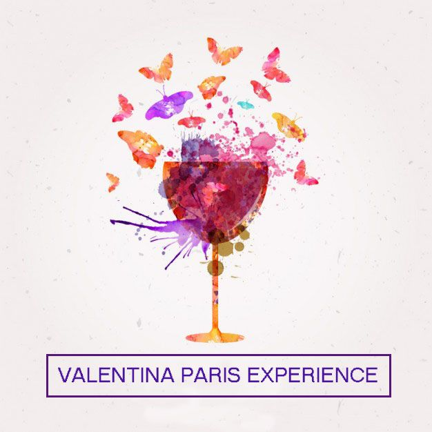 What are you waiting for? :)  Valentina Paris Hand Made Wine Glasses, the perfect gift.