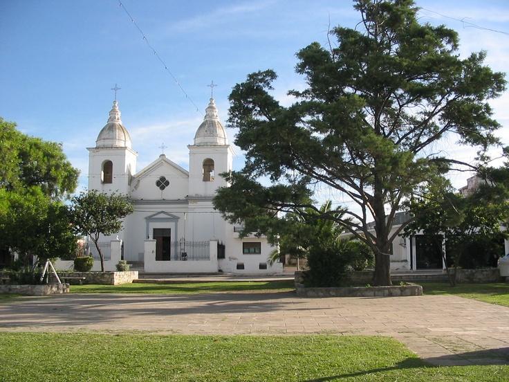 Iglesia de la Merced, La Cruz, Cordoba, Argentina