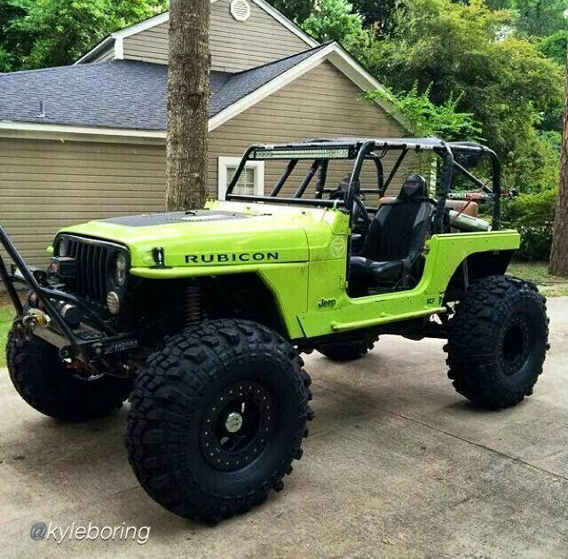 Find Used 2006 Jeep Wrangler Tj Rubicon Super Low: 17 Best Images About Sweet Jeeps On Pinterest