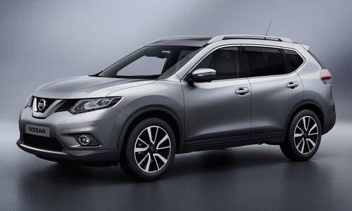 #Nissan #X-Trail.  Le SUV aux lignes puissantes et robustes, conçu pour partir à l'aventure.