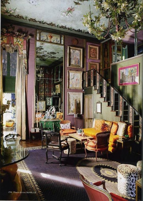 Gypsy Eclectic Home Furnishings: 17 Best Ideas About French Bohemian On Pinterest