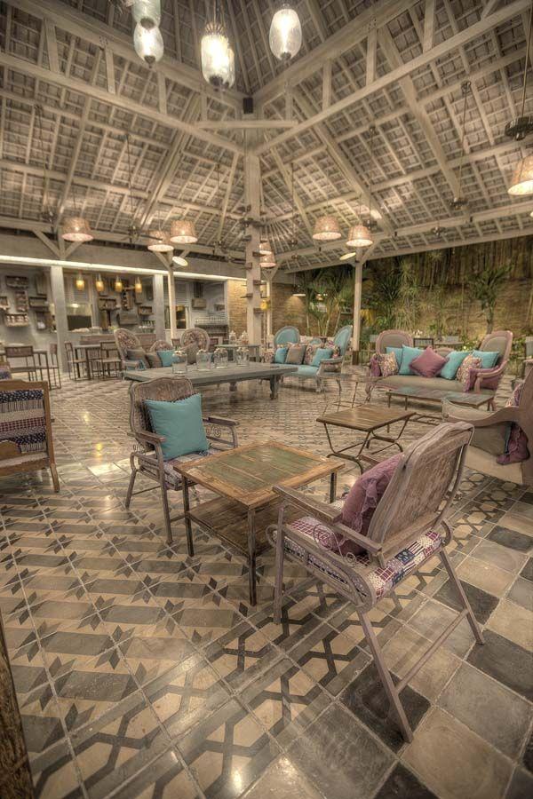 Balique Restaurant - Jimbaran, Indonesia
