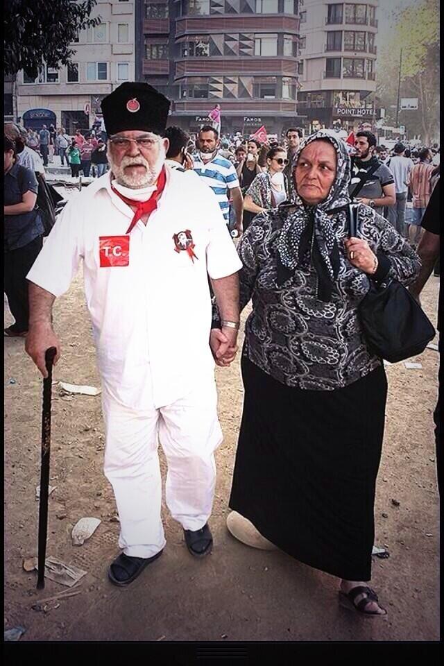 #occupyturkey #direngaziparki SUPPORT TURKIYE FOR DEMOCRACY!